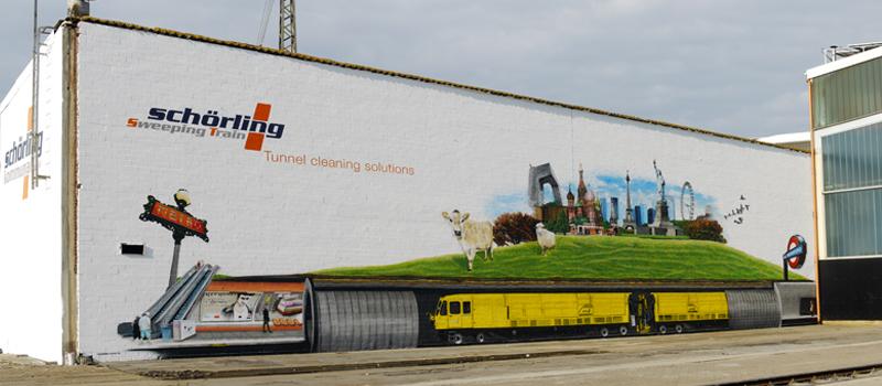 Graffiti Künstler Hannover