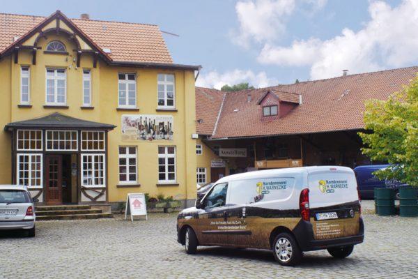 Fahrzeug | Beklebung | Hannover | Warnecke | 4