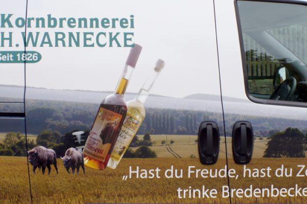 Fahrzeug | Beklebung | Hannover | Warnecke | 8