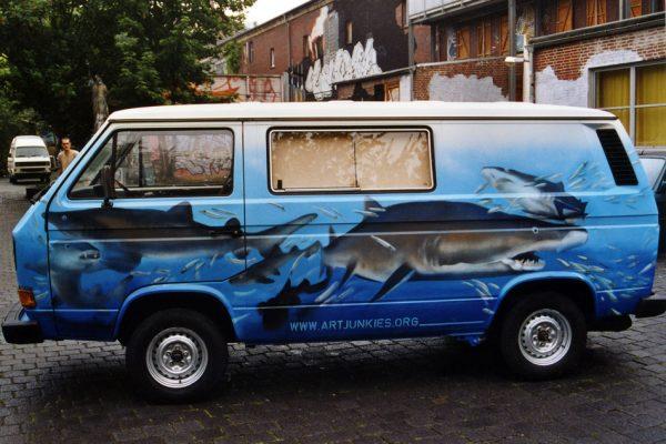 Graffiti | Fahrzeuge