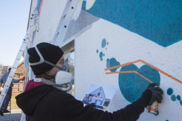 Graffiti Künstler gesucht