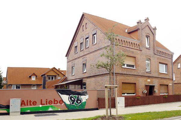 Graffiti | Fassaden | Hannover 96
