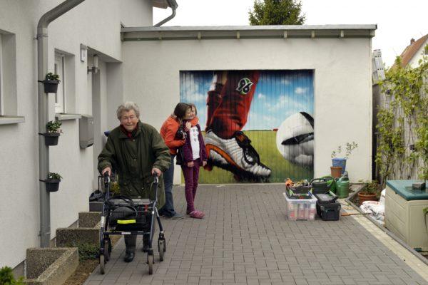 Graffiti | Fassaden | Hannover 96 | Wunstorf
