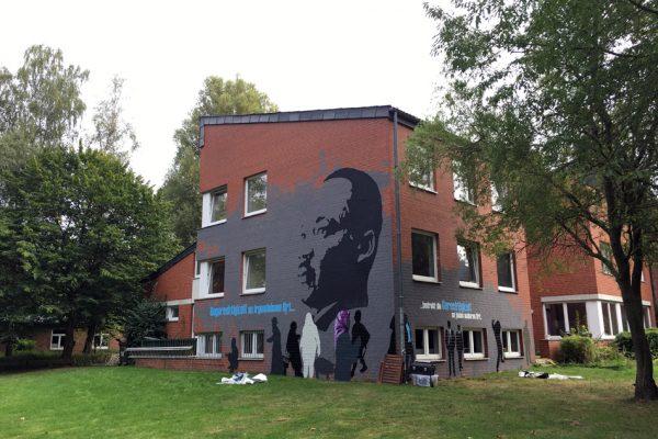 Graffiti | Fassaden | MLK
