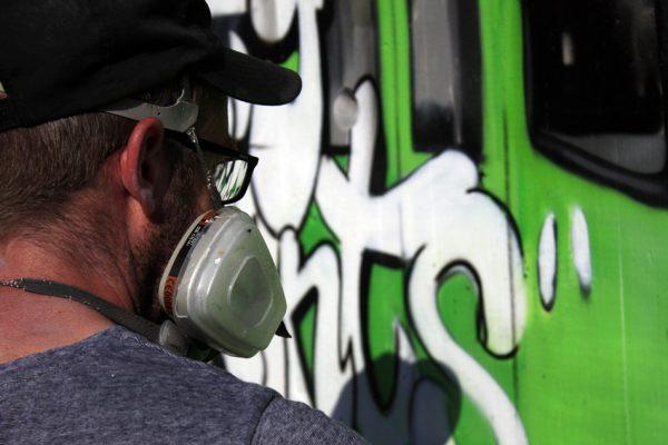 Graffiti | Illusionsmalerei | Hannover | Raschplatz | Urban Jungle | 23