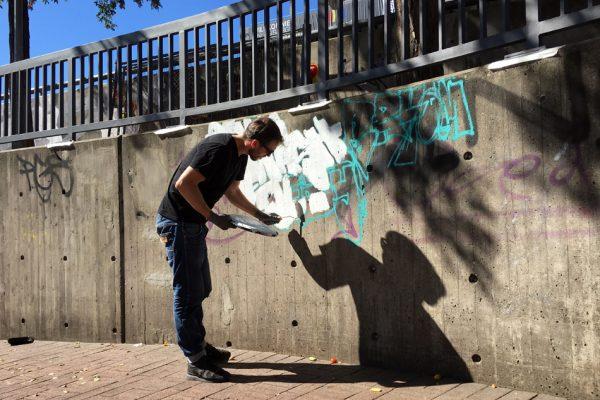 Graffiti | Illusionsmalerei | Hannover | Raschplatz | Urban Jungle | 26