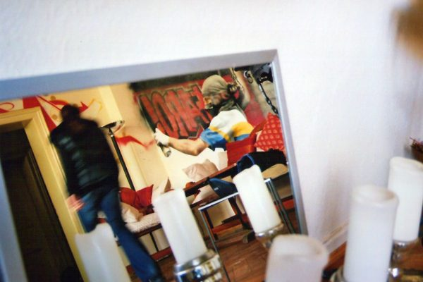 Graffiti | Innenraum | Hannover | Erinnerung | Baks