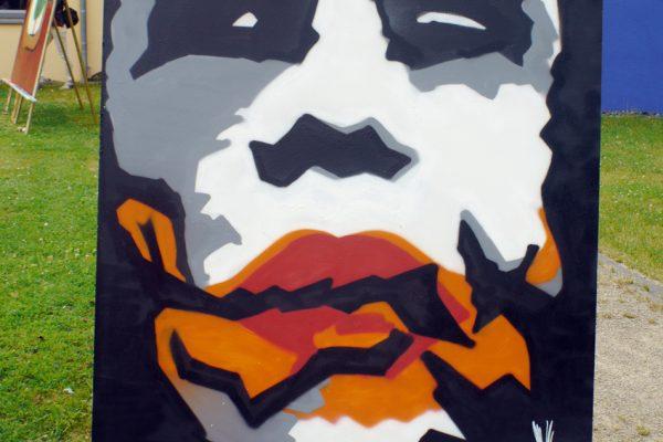 Graffiti | Workshop | Springe | 2015 | 10