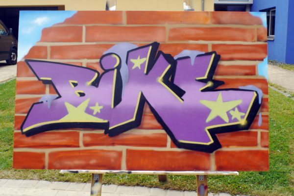 Graffiti | Workshop | Springe | 2015 | 13