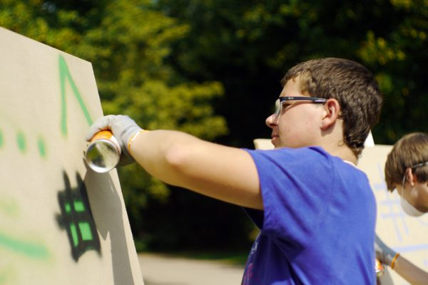 Graffiti | Workshop | Springe | 2015 | 16