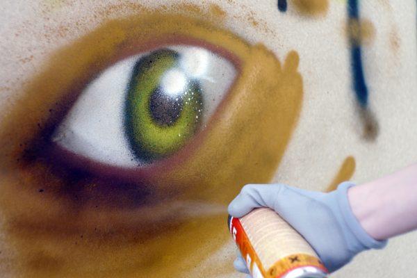 Graffiti | Workshop | Springe | 2015 | 18