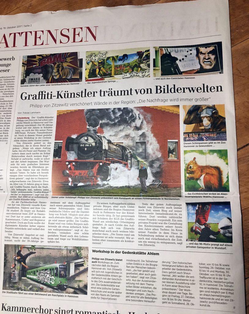 Graffiti News