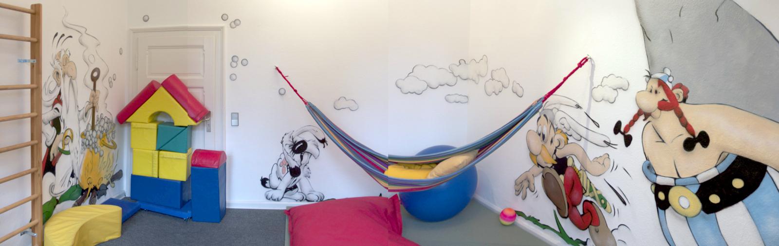 Asterix & Obelix | Graffiti