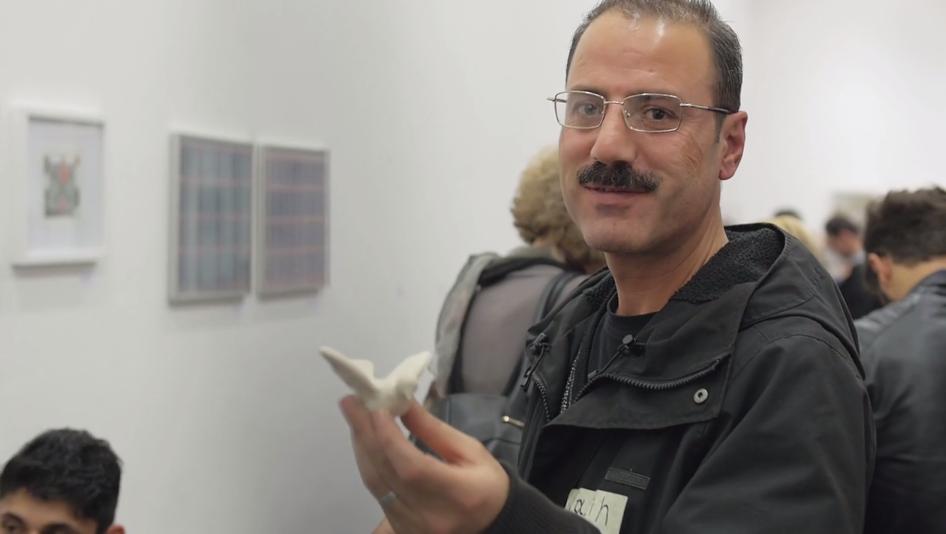 Dokumentarfilm | Integrationsprojekt | 2016