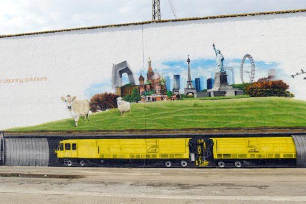 Graffiti | Fassade