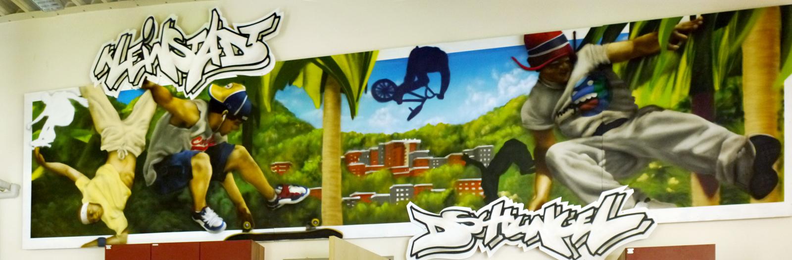 Graffiti Sprayer aus Hannover gesucht - Graffitikünstler Hannover