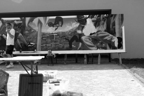 Graffiti Sprayer Hannover gesucht