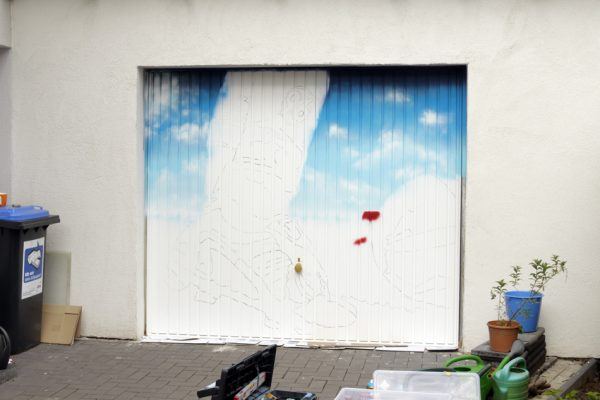 Graffiti Sprayer gesucht