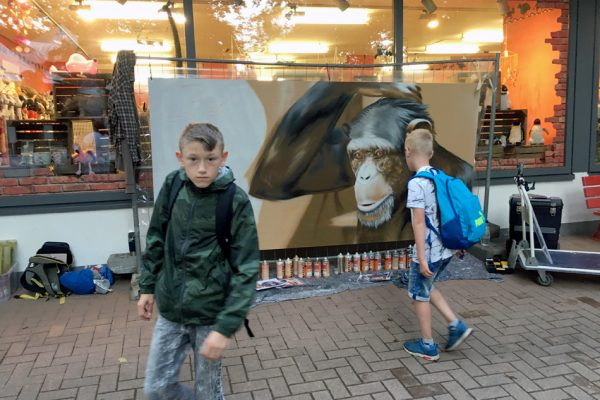 Graffiti Show