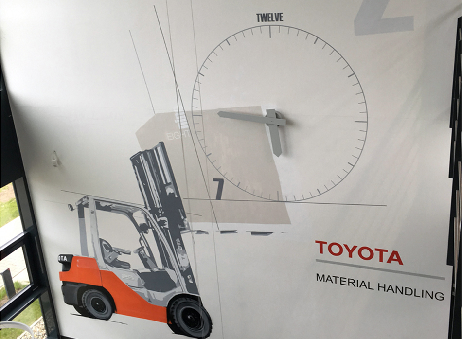 Graffiti | Innenraum | Toyota