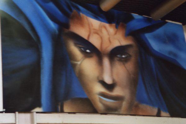 graffiti comic