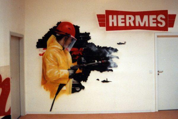 Graffiti Anhänger