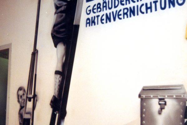Graffiti Anhänger Hannover