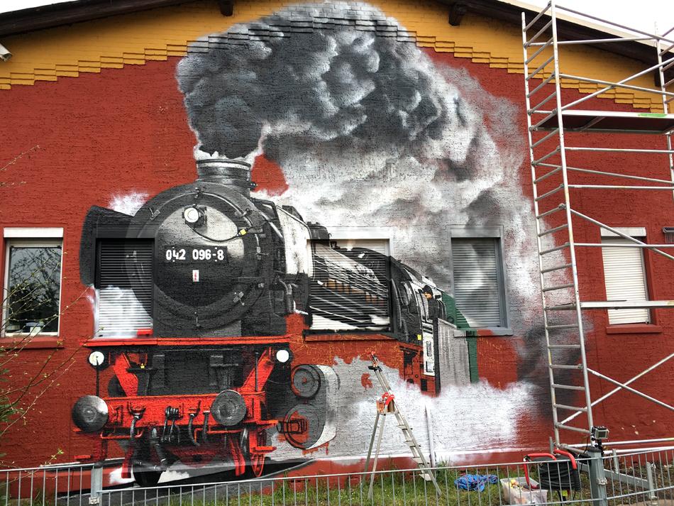 Graffiti | Lok | Hildesheim