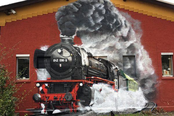Graffiti Künstler Hildesheim
