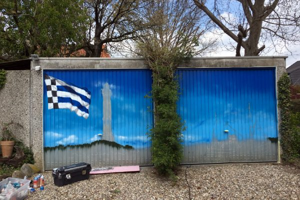Graffiti Künstler buchen