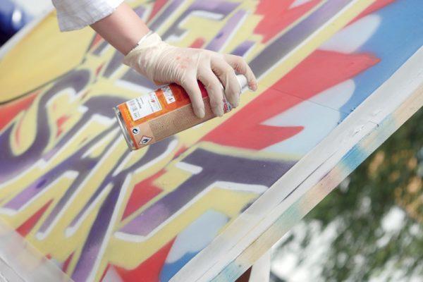 Graffiti Workshop Hannover 2017