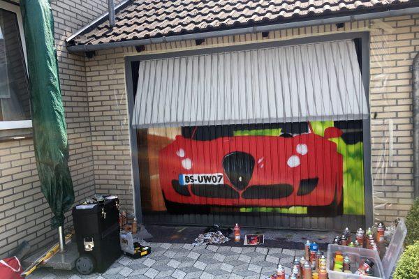 Graffiti Künstler Braunschweig