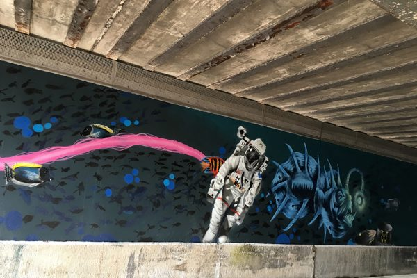 Hannover Graffiti