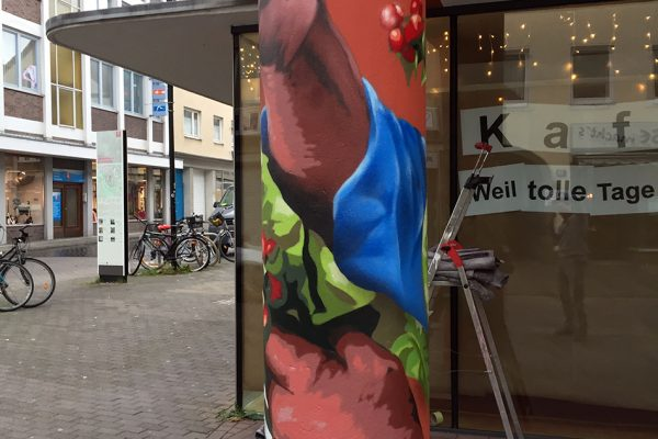 Graffiti Hildesheim