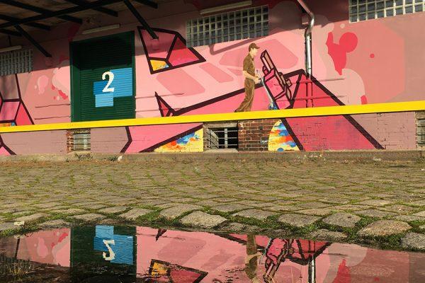 Riesen Graffiti 6
