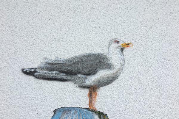 Graffiti Künstler Alfeld | Illusionsmalerei