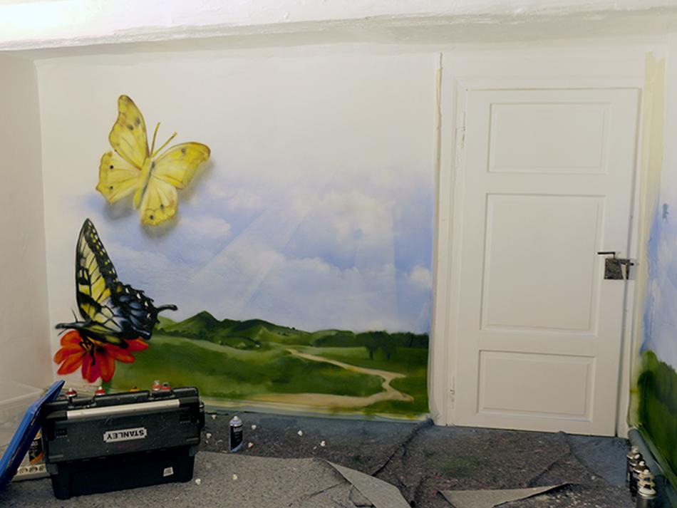 Graffiti | Kinderzimmer | 2014