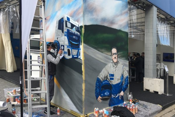 Graffiti Show Messe