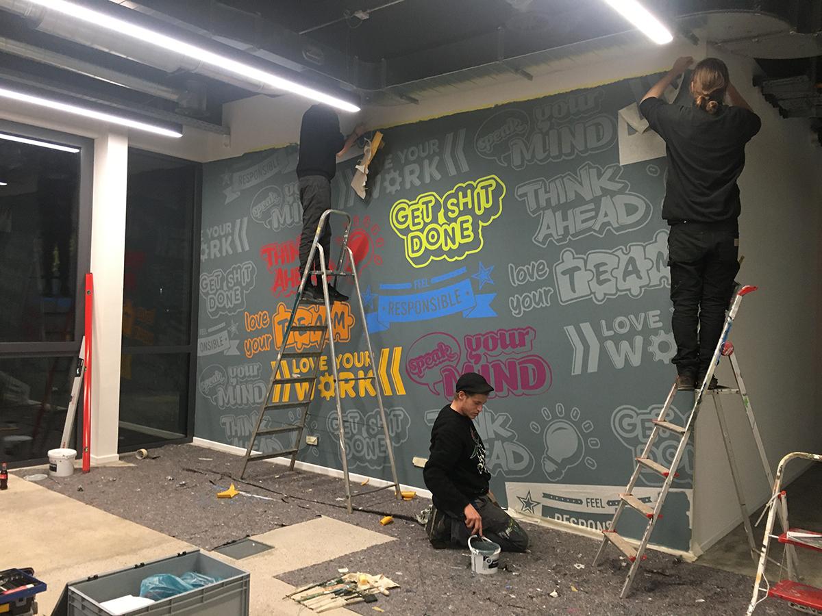 Graffiti Wolfsburg