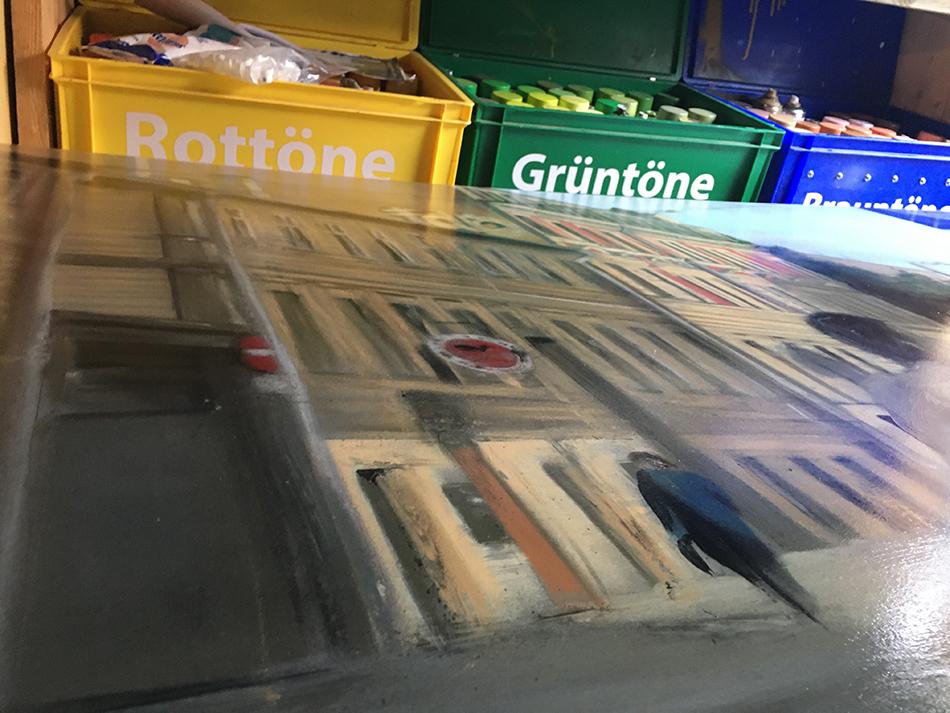 Graffiti Seminar
