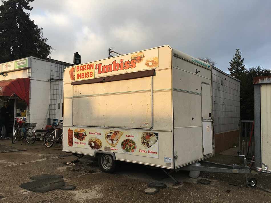 Graffiti Foodtruck
