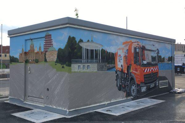 Graffiti AHA Hannover