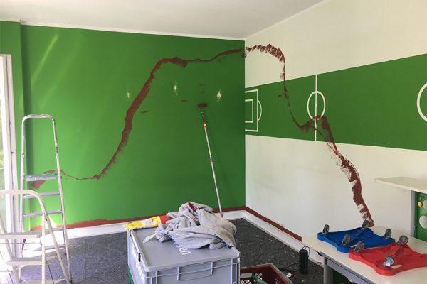 Graffiti Kinderzimmer