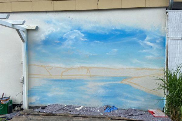 Graffiti Landschaft