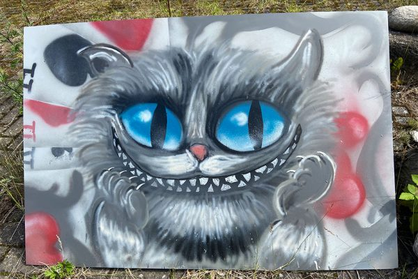 Graffiti Lehrauftrag Hochschule Slider