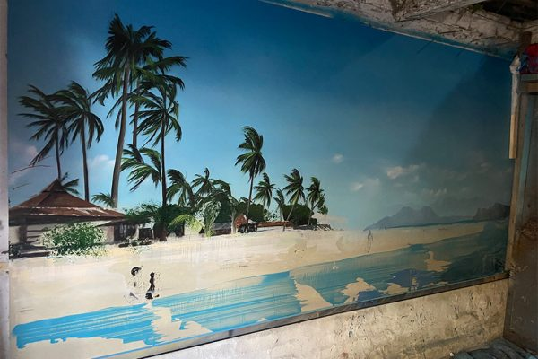 Graffiti Leinwand Auftragsarbeit 3 klein