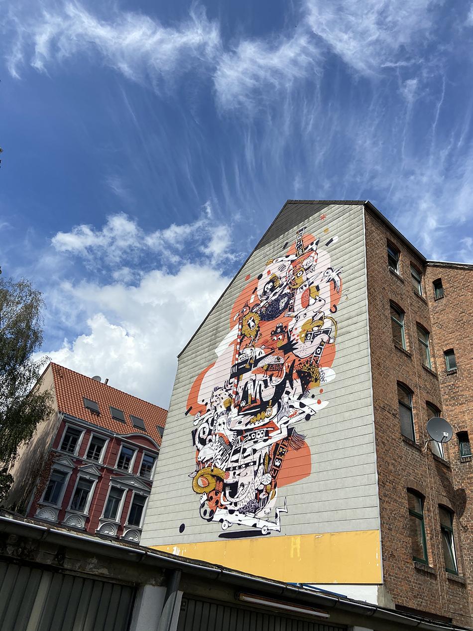 Streetartfestival Hannover